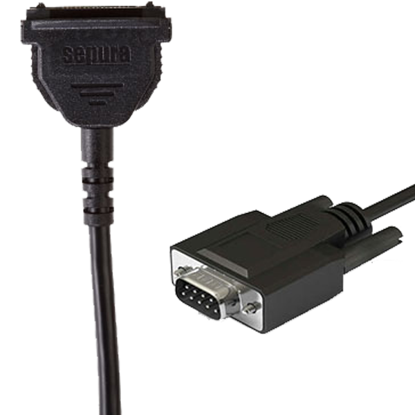 STP Programming Cables with either USB or D connector