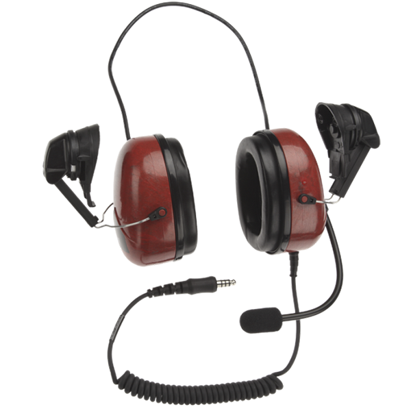Heavy-Duty Helmet Headset