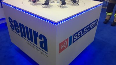 Sepura And Selectric Radios On Display At Pmr Expo 2018