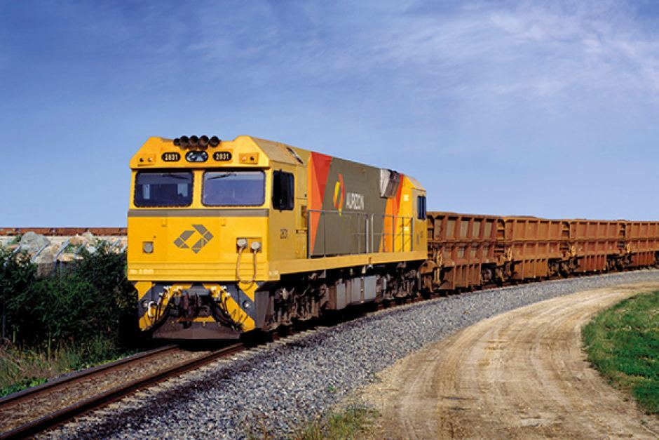 Image Credit: Aurizon Rail