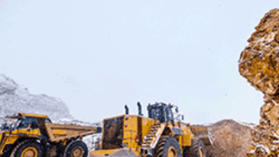 North American Gold Mine Expands Powertrunk Tetra Network Adds Data Applications