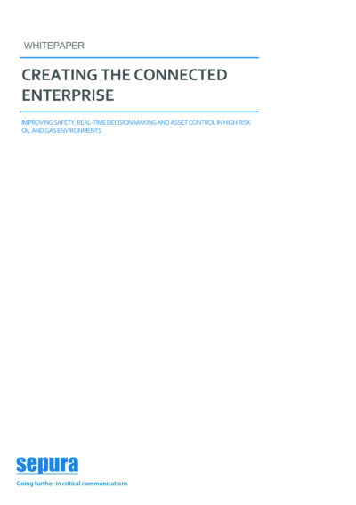 Creating The Connected Enterprise
