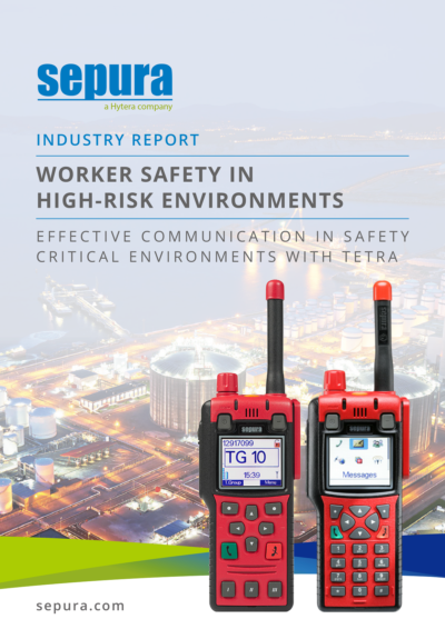 Worker Safety In High-Risk Environments